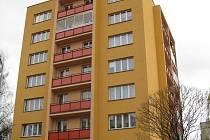 Ocenění získala také regenerace panelového domu v Beskydské ulici.