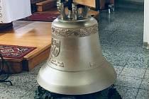 Ve Sviadnově posvětili nové zvony.