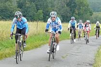 """Mokrolazecká """"60"""" se letos jela už počtrnácté a byla patnáctým závodem seriálu Slezského poháru amatérských cyklistů 2010."""