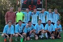Vítězem letošního ročníku Memoriálu Vladislava Krejzy se stali fotbalisté Hnojníku.