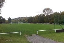 Zrekonstruované hřiště ve Frýdlantu.