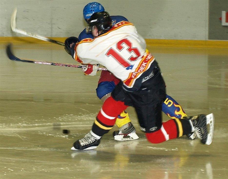 Hokejisté Frýdku-Místku vs. Krnov