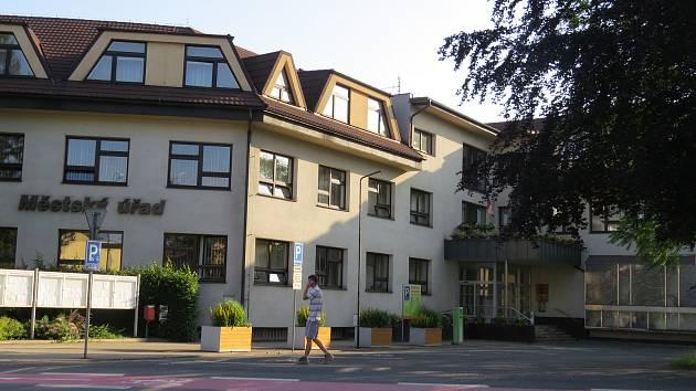 Městský úřad v Třinci.