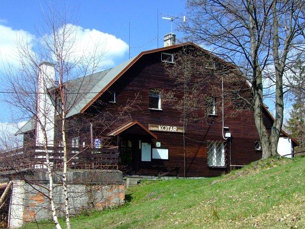 Horská chata Kotař