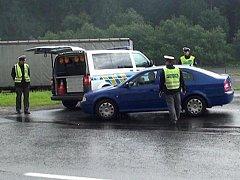 Společné hlídky česko-slovenských policistů.