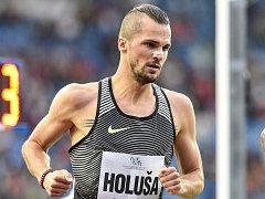 Na start 31. ročníku běžeckého závodu Hornická desítka se postaví letos i halový mistr Evropy a vicemistr světa v běhu na 1500 metrů Jakub Holuša. Archivní snímek.