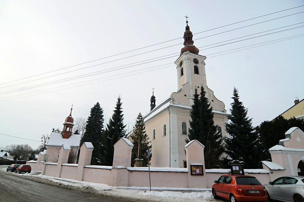 Město Paskov.