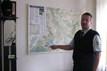 Vánoce bude Ředitel Městské policie ve Frýdku-Místku Milan Sněhota (na snímku) trávit se svou přítelkyní.
