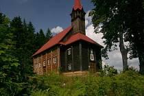 Kostel Panny Marie.