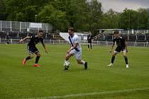 Přípravný zápas mezi Frýdkem-Místkem a Baníkem Ostrava B se kvůli počasí nedohrál.