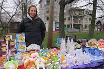 Mikulášský jarmark, který se v sobotu 29. listopadu konal v areálu Základní školy v Pržně, se opět povedl. Akce přilákala všechny věkové kategorie.
