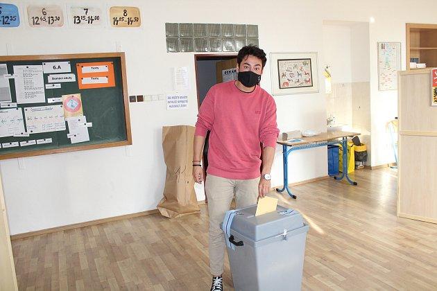 Senátní volby 2020 - obvod Frýdek-Místek