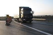 Občané Staříče v současné době trápí zvýšený provoz, který souvisí se stavbou rychlostní silnice R48 Rychaltice-Frýdek-Místek (na snímku).