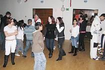 V lískoveckém kulturním domě už po jedenácté proběhla předvánoční dobročinná akce pro děti z dětských domovů.