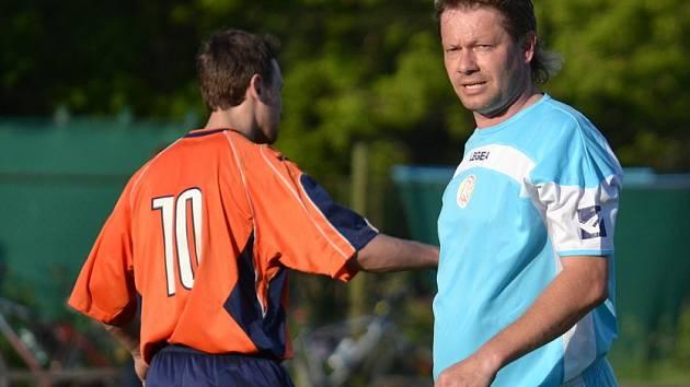 Fotbalisté Lučiny porazili v derby celek Starého Města 4:1.