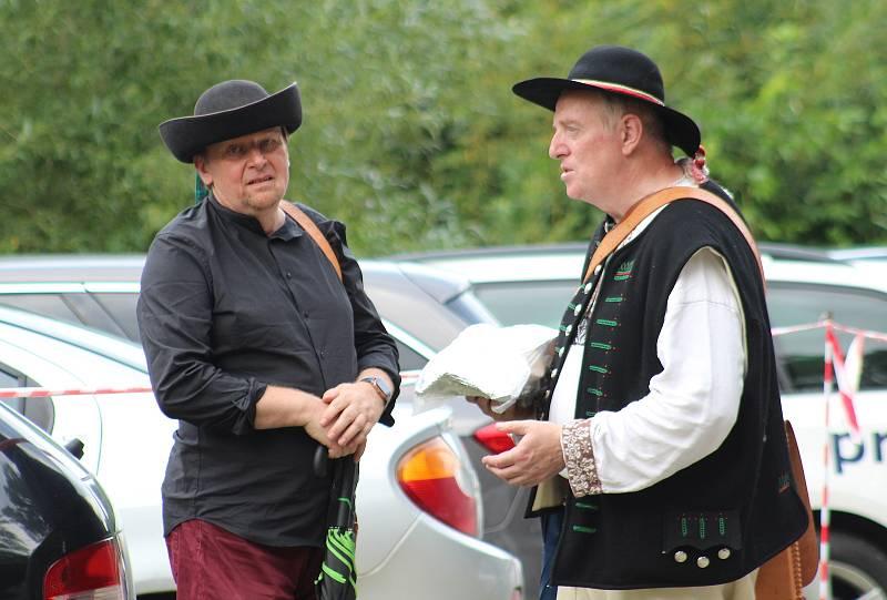 Gorolski Świeto, Jablunkov, 1. srpna 2021.