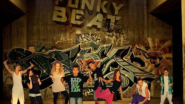 Taneční skupina Funky Beat z Frýdku-Místku.