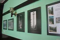 Výstava fotografií v třineckém C-clubu. Ilustrační foto.