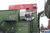 Ve Sviadnově uvedli v úterý 11. června do provozu novou bioelektrárnu. Její výstavba trvala pouhých deset měsíců.