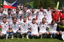 Fotbalisté Frýdlantu nad Ostravicí před třemi lety došli na evropském šampionátu amatérských týmů až do finále.