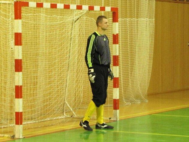 Brankář Daniel Němec poprvé v letošní sezoně vychytal čisté konto.