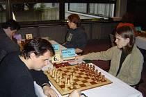 V zápasech proti Grygovu a Litovli nastoupili také Vojtěch Rojíček (vpravo) a Jakub Lahner.