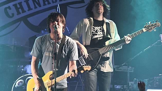 Skupina Chinaski vystoupí na Beskydském hudebním létě