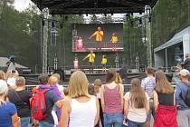 Rodinná pohoda zavládla na festivalu Ladná Čeladná.