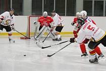 Druholigoví hokejisté HC Frýdek-Místek prohráli v domácí derniéře s Porubou 3:7.
