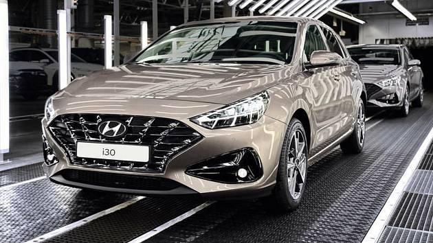 Automobilka Hyundai 25. května 2020 v Nošovicích na Frýdecko-Místecku zahájí sériovou výrobu nového modelu Hyundai i30 (na snímku).