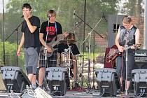 Už šestý ročník akce s názvem Rock fest se v sobotu 29. června uskutečnil v Brušperku.