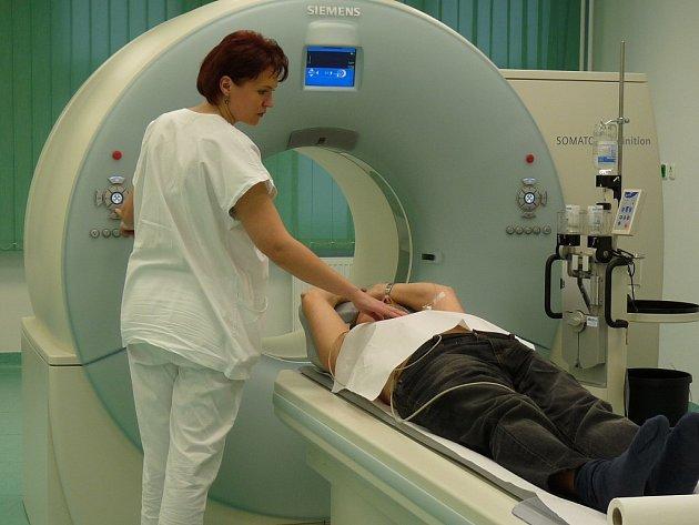 Nemocnice Podlesí. Ilustrační snímek.
