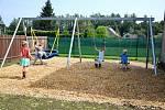 Děti si v Třinci mají kde hrát.