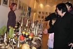 Mikulášský jarmark potěšil malé i velké Třinečany. Dvoudenní akce vyvrcholila v sobotu, prodejci se objevili i v Galerii Trisia.