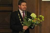 Petr Cvik na archivním snímku