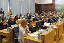 Zasedání frýdecko-místeckého zastupitelstva.