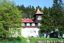 Turistická chata Ondřejník.