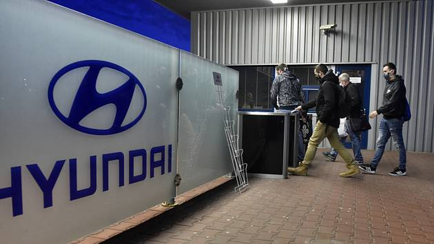 Obnovení výroby v Hyundai Nošovice.