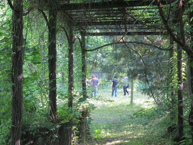 Bývalý Zoopark ve Frýdku-Místku.