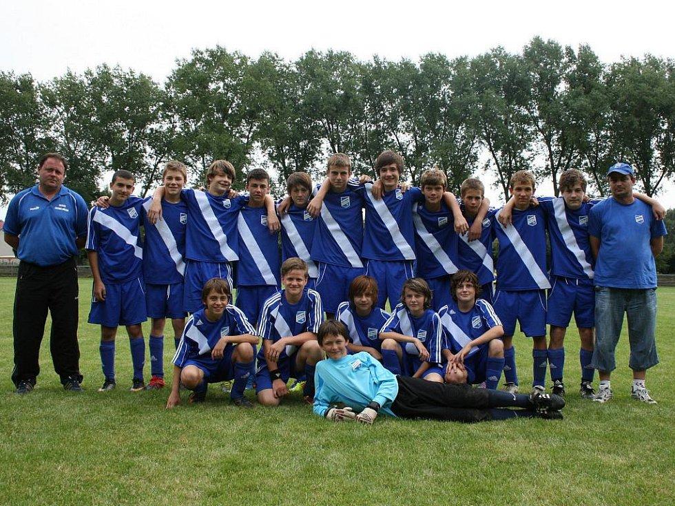 Mladí fotbalisté MFK Frýdek-Místek skončili na mezinárodním turnaji třetí.