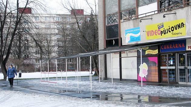 Kino Petra Bezruče ve Frýdku-Místku.
