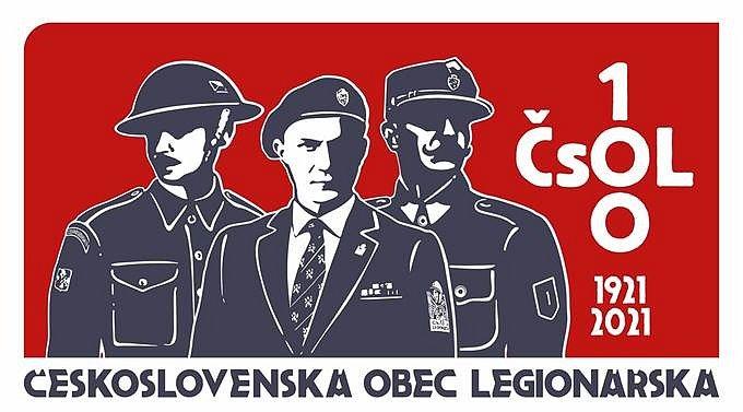 100 let Československé obce legionářské.