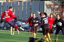 Valcíři mají za sebou na herním soustředění druhé přípravné střetnutí, kdy se jim do cesty postavili fotbalisté týmu Elseremo Brumov..