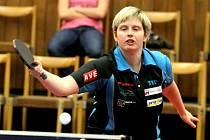 Hana Bartošová je v SK Frýdlant nad Ostravicí již po několik sezon jedničkou týmu.