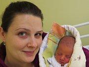 Laura Kroppová, Prostřední Bludovice, nar. 7.1.,45 cm, 2,65 kg.  Nemocnice ve Frýdku-Místku.