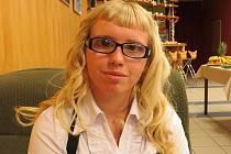 Lenka Pajurková, členka dobrovolnického klubu ADRA