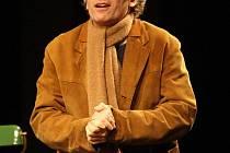 David Prachař je jedním z herců, který bude hrát během jarních měsíců v Třinci.
