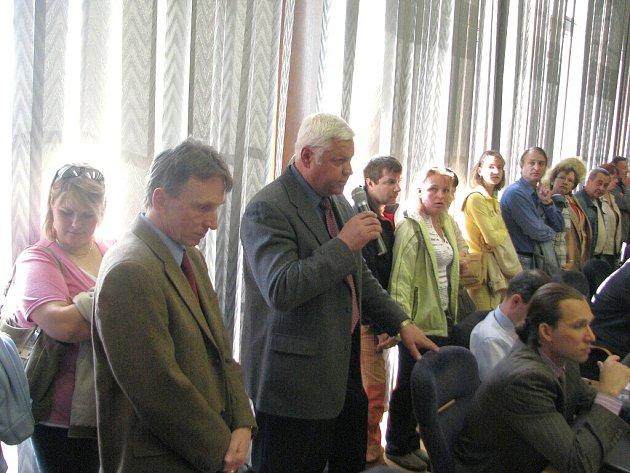 Ilustrační snímek ze zasedání zastupitelstva.