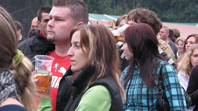 Nošovice mají za sebou další vydařený ročník tradičních slavností. Sobotní Radegast den přilákal podle pořadatelů více než 25 tisíc lidí.