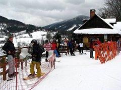 Dobrou zprávou pro lyžaře je, že by se po dvou letech mohl opět otevřít oblíbený areál Sviňorky v Morávce.